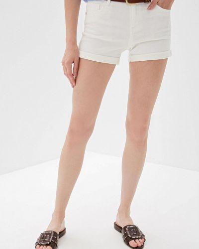 Джинсовые шорты белые Ovs