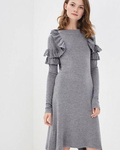 Платье серое Art Love