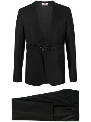 Шерстяной костюм - черный Gcds