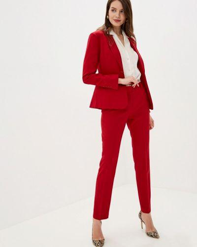 Брючный костюм красный Woman Ego