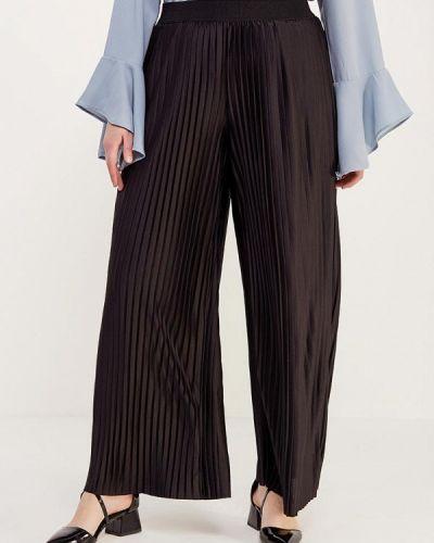 Черные брюки Junarose
