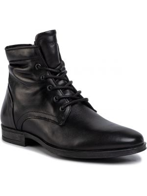 Buty czarne Gino Rossi