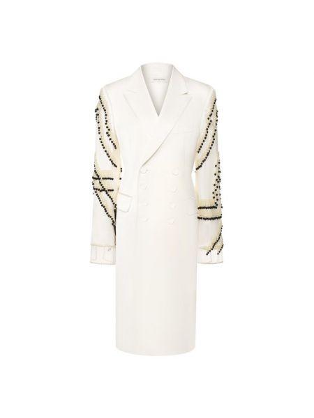 Пальто пальто из вискозы Dries Van Noten