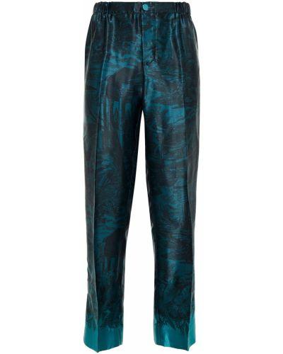 Прямые брюки с накладными карманами из вискозы F.r.s. For Restless Sleepers