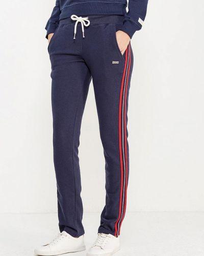 Спортивные брюки синие Emoi