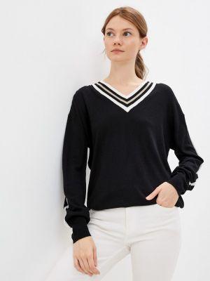 Пуловер - черный Luhta