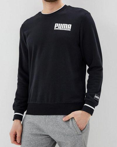 Черная толстовка Puma