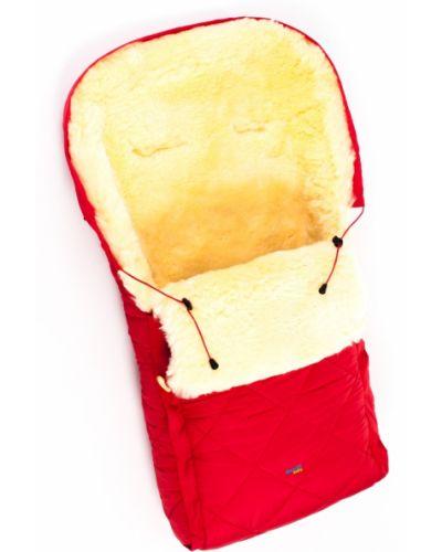 Рюкзак с мехом классический Mothercare