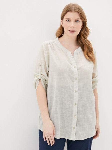 Блузка с длинным рукавом белая весенний Gabriela
