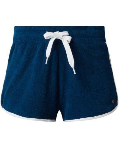 Niebieskie szorty bawełniane Shiwi