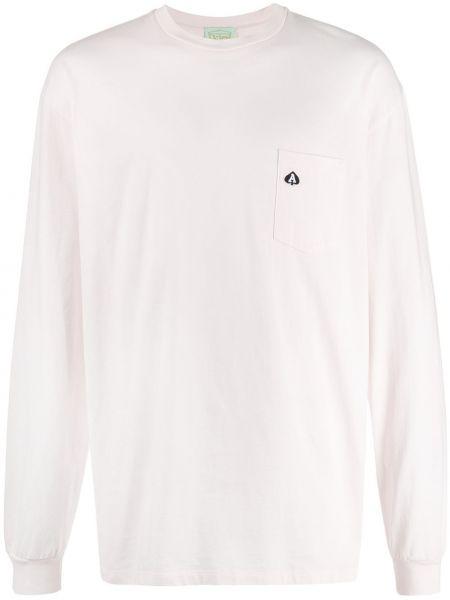 Koszula z długim rękawem z kieszeniami prosto Aries