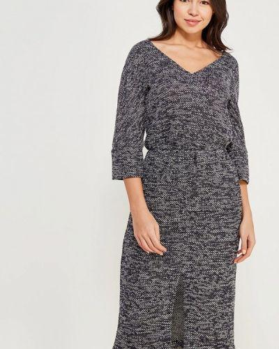 Платье - серое Clabin
