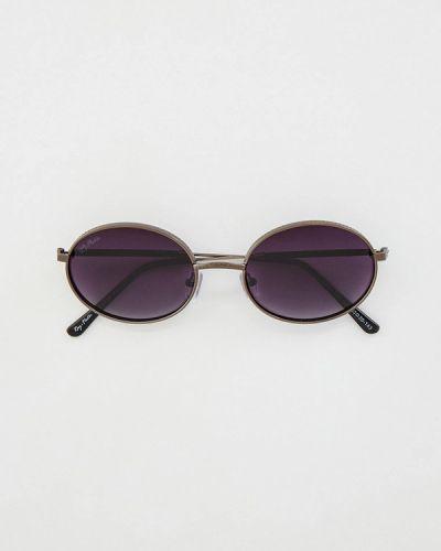 Солнцезащитные очки - серые Ray Flector