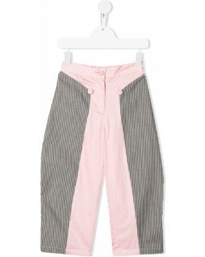 Spodnie z kieszeniami czarne Owa Yurika