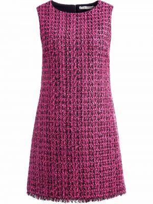 Платье трапеция - розовое Alice+olivia