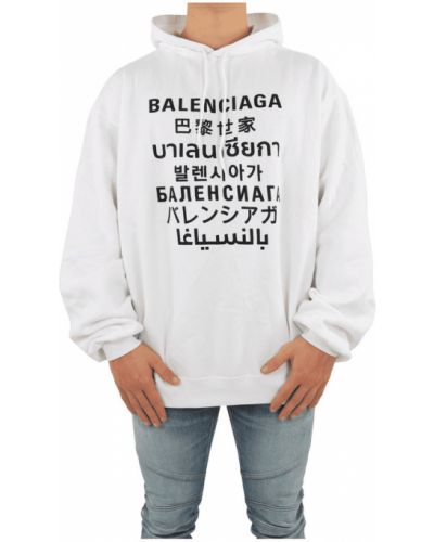 Kurtka z kapturem Balenciaga