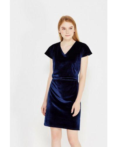 Вечернее платье весеннее синее Top Secret