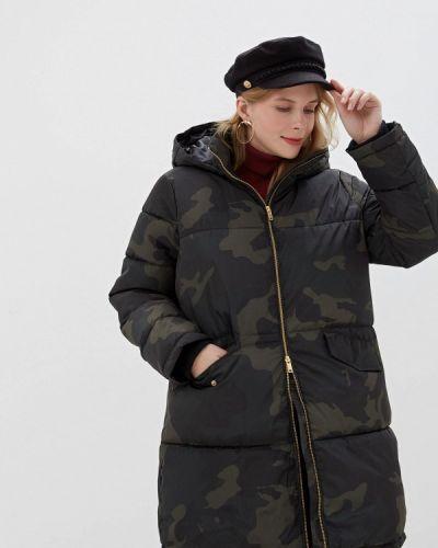 Зимняя куртка осенняя утепленная Junarose