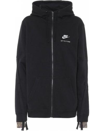 Черная спортивная куртка 1017 Alyx 9sm