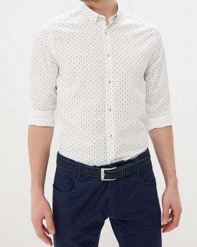 Рубашка с длинным рукавом белый турецкий Burton Menswear London