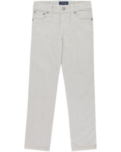 Брюки прямые с карманами Polo Ralph Lauren
