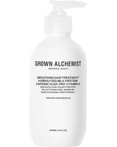 Skórzany światło mleczko do ciała przeciw zmarszczkom Grown Alchemist
