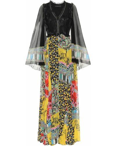 Платье макси шелковое Etro
