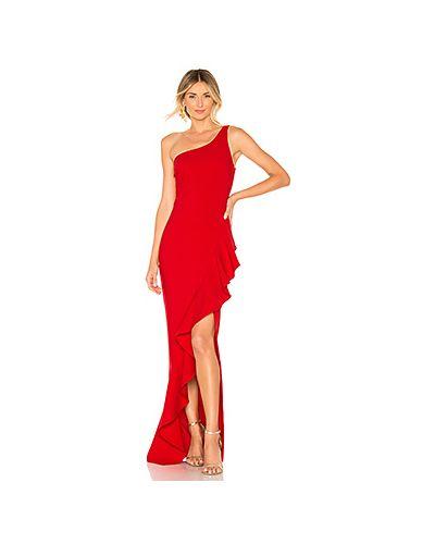Вечернее платье на молнии шелковое Likely