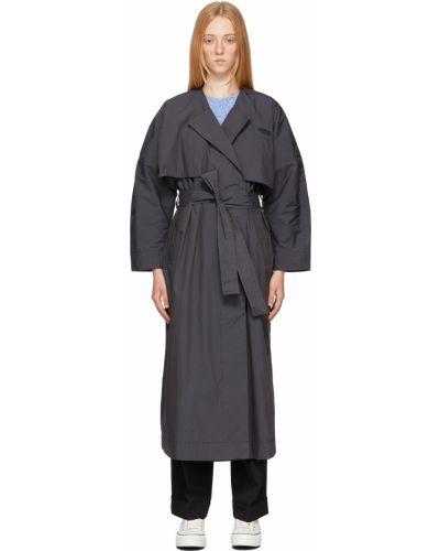 Пальто с воротником Ganni