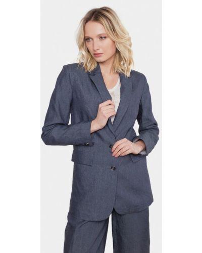 Синий пиджак Mr520