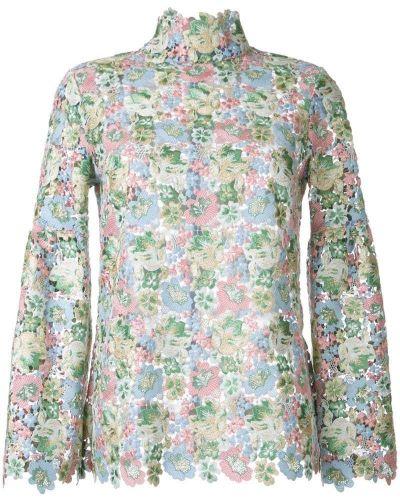 Блузка с люрексом Macgraw