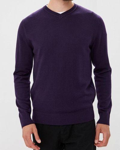 Фиолетовый пуловер Sela