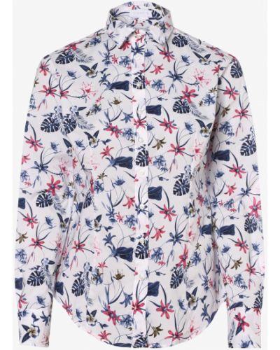 Biała bluzka bawełniana Brookshire