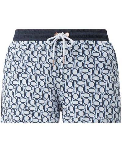 Niebieskie spodnie Joop! Bodywear