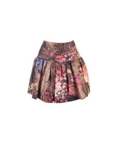 Разноцветная юбка Class Cavalli