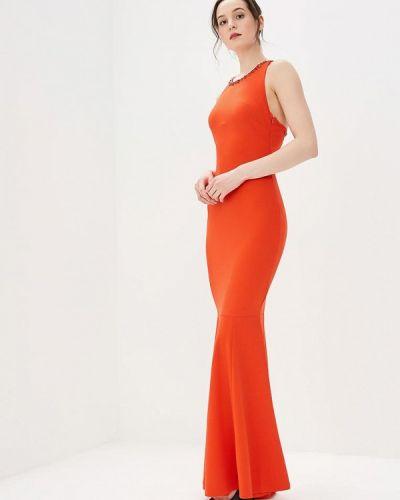 Платье весеннее красный Ad Lib
