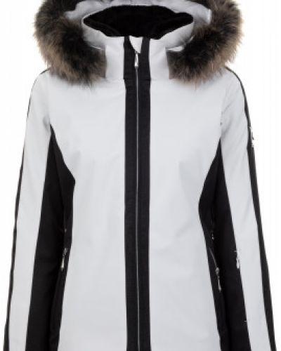 Утепленная куртка горнолыжная с капюшоном Descente