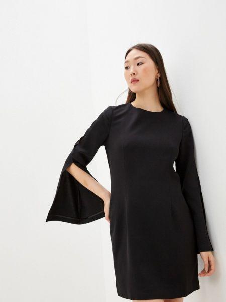 Повседневное платье черное весеннее Marciano Los Angeles