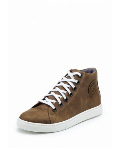 Кожаные ботинки осенние демисезонный Broni