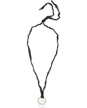 Naszyjnik ze srebra srebro Jil Sander