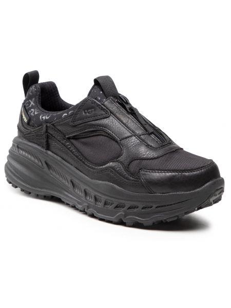 Buty sportowe skorzane - czarne Ugg