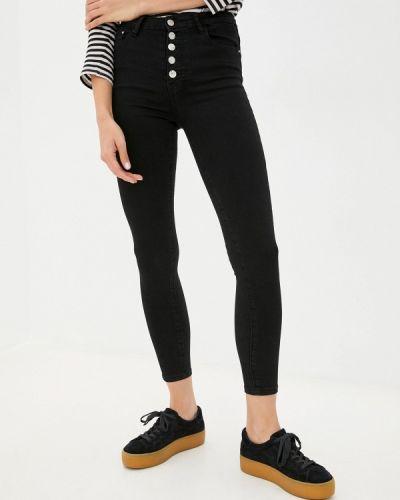 Черные джинсы осенние Miss Bon Bon