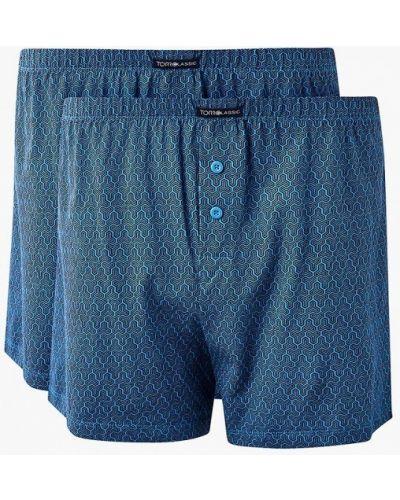 Синие шорты Torro