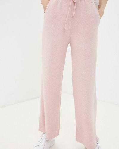 Повседневные розовые брюки Tantra