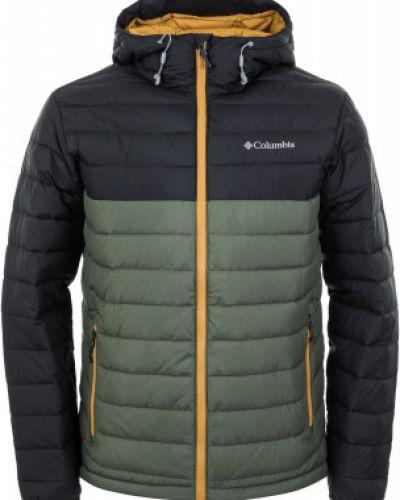 Утепленная куртка спортивная с капюшоном Columbia