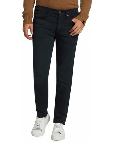 Klasyczne niebieskie jeansy z paskiem Rag & Bone