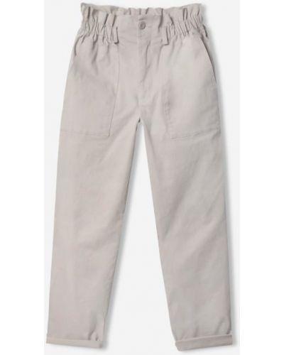 Джинсы стрейч - серые Gloria Jeans