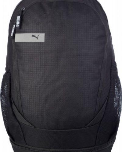 Черный рюкзак спортивный Puma