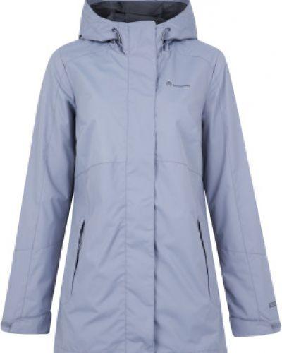 Фиолетовая куртка на молнии с капюшоном Outventure