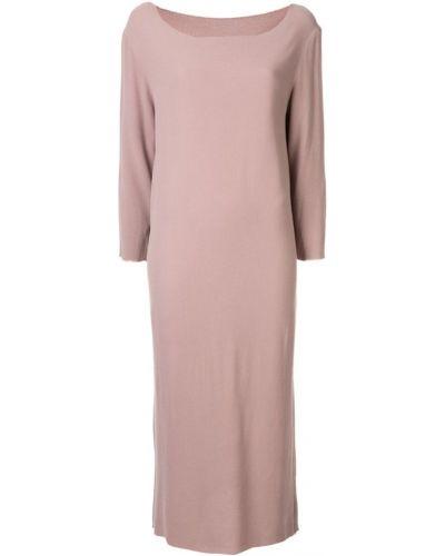 Платье трапеция - розовое Zambesi